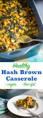 healthy hash brown casserole recipe