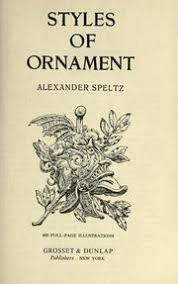 styles of ornament speltz free