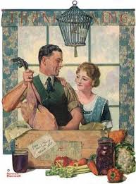 the 25 best norman rockwell thanksgiving ideas on