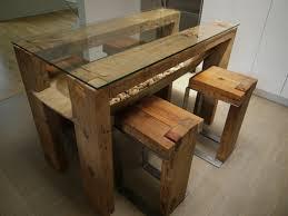 Bamboo Bar Top Bar Stools Rustic Wood Counter Stool How Fromar Stools Master