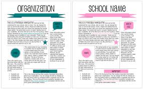 templates for newsletters worddraw com free printable newsletter templates