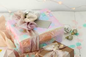iridescent wrapping paper confetti gift wrapping lotts and lots the everyday