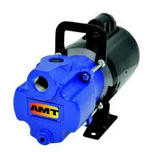 amt self priming centrifugal pedestal pumps