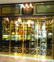 Teh Twg review twg tea salon boutique plaza senayan curtsy for food