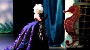 Ursula Costume Academy Of Children U0027s Theatre Little Mermaid Jr Little Mermaid