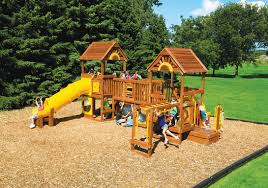 Rainbow Play Systems Commercial Play Systems Backyard Fun Zone