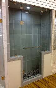 Glass Block Designs For Bathrooms by Custom Shower Design Ideas Design Ideas