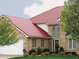 Metal Tile Roof Sapphire Clay Metal Tile Best Buy Metal Roofing