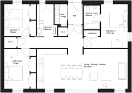 One Bedroom Mobile Home Floor Plans by 100 David Wilson Homes Floor Plans Interest Soars For
