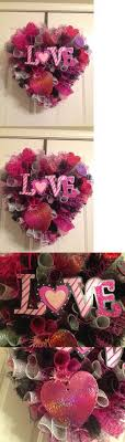 s day wreath valentines day 170097 s day you more burlap heart