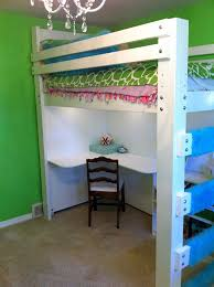 Plans For Loft Bed With Desk Free by Customer Photo Gallery Pictures Of Op Loftbeds From Our