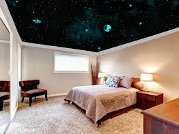 bricoartdeco réaliser soi même un ciel étoilé au plafond d une