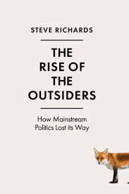 the rise of the outsiders ebook by steve richards 9781786491435