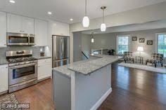 kitchen contractors island bi level kitchen renovation home redo bi level