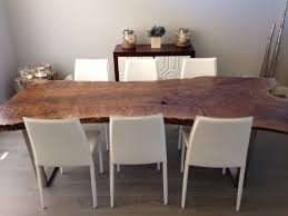 live edge table live edge dining table walnut dining table