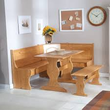 Corner Kitchen Table Set Benches Kitchen Beautiful Wooden Corner Bench Seating Stainless Steel