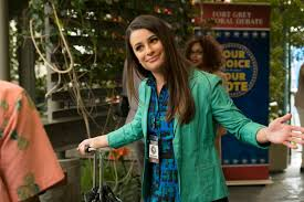 valentina barella lea michele in the mayor 1x01