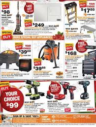 home depot pre black friday ads home depot thanksgiving rapidimg org