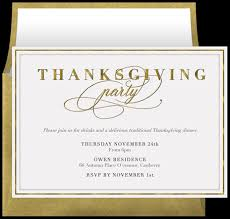 dinner party invitations thanksgiving dinner party invitations in white greenvelope