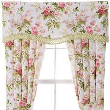 Waverly Curtain Panels Waverly Emmas Garden 2 Pack Curtain Panels