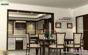 Tag For Kerala Home Kitchens Kitchen Design Combined Kitchen And Dining Area Kerala Style