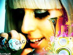 Lady Gaga Hot Wallpaper