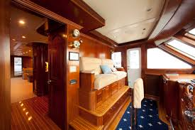 Yacht Interior Design Ideas First Fairlie 55 Returns From Italy Yachts Modern Classic Yacht