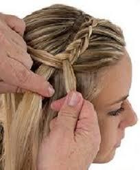 tutorial mengikat rambut kepang rambut gaya ikat kepang modern untuk til trendy