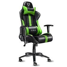 chaise bureau gaming diablo x player siège gaming fauteuil gamer chaise de bureau avec