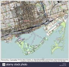 Toronto Canada Map by Toronto Canada City Map Stock Vector Art U0026 Illustration Vector