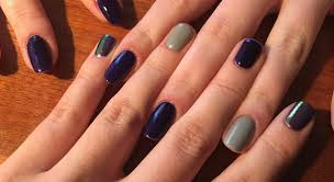 how to give yourself a gel manicure at home p u0026h salon salon and spa