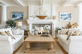 Beach Cottage Furniture by 20 Beautiful Beach House Living Room Ideas