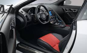 jaguar cars interior 2015 jaguar f type r coupe interior gearheads org