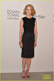 nicole kidman u0026 rooney mara calvin klein collection party photo