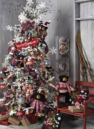 ski patrol tree theme for 2017 from raz imports all