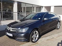 2014 mercedes c250 coupe 2014 mercedes c class c250 be coupe a t roodepoort