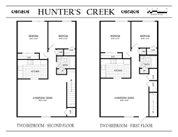 hunters creek apartments