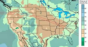 us weather map clouds americans will see total solar eclipse in 2017 sky telescope