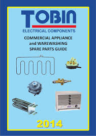 commercial appliance and warewashing spare parts guide