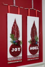 floracraft holiday wall art by dondi richardson christmas craft