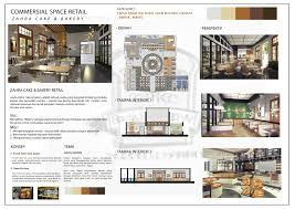 Bakery Design Floor Plan by Zahra Cake U0026 Bakery Retail Space On Behance