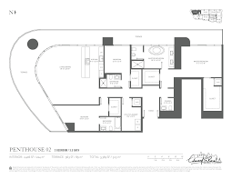 floor plans brickell flatiron miami florida miami architecture