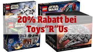 toys r us si e social 20 rabatt auf alles lego bei toys r us bis 06 mai 2018