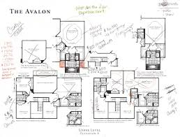 ryan homes floor plans ryan homes avalon model floor plan building