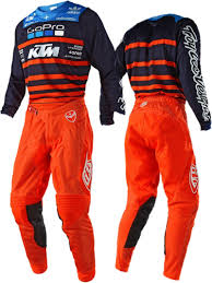 ktm motocross gear 2018 troy lee designs team ktm navy orange tld se air motocross
