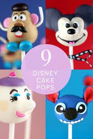 halloween cake pops bakerella disney cake pops disney family