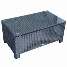 wicker side table with glass top outdoor wicker side table fresh charming wicker tables glass top