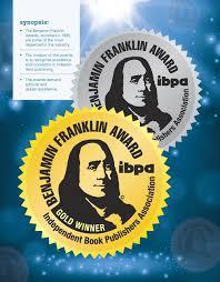 ibpa benjamin franklin awards history