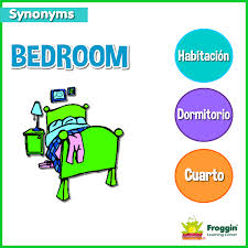 Spanish Word For Bedroom Synonyms For Bedroom In Spanish Scandlecandle Com