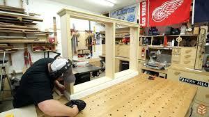 Building A Bookshelf Door How To Build A Bookcase Building A Bookcase Wall Unit Building A